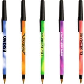 Jo-Bee Mood Stick Pen Imprinted with Your Logo