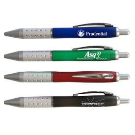 Josh Soft Grip Click Pen