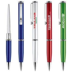 Letter Opener Ballpoint Pen Combo