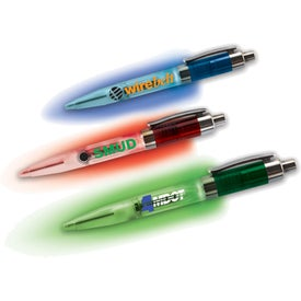 Lighted Economy Standard Pen