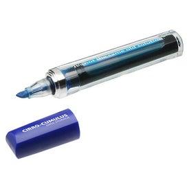 Monogrammed Liquid Ink Highlighter