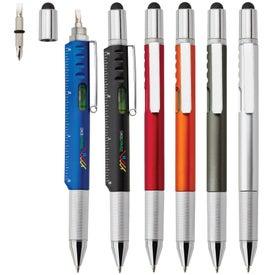 Locus 6-In-1 Ballpoint Pen