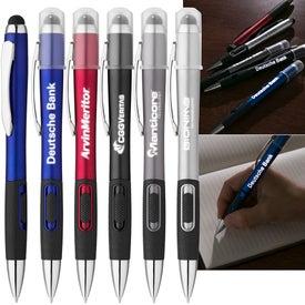 Luminous Logo Light Pen