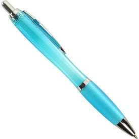 Madrid Gel Pen for Your Company
