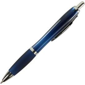 Monogrammed Madrid Gel Pen