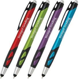 Malibu Stylus Click Pen