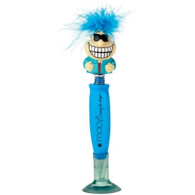 Man Laughing Pen with Your Slogan