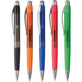Mardi Gras Clipper Pen