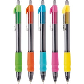 MaxGlide Tropical Click Pen