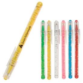 Customizable Maze Pen