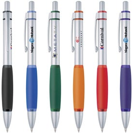 Color Grip Ballpoint Pen