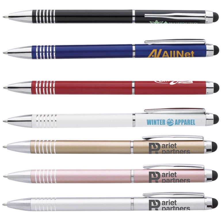 Metal Twist Stylus Pen