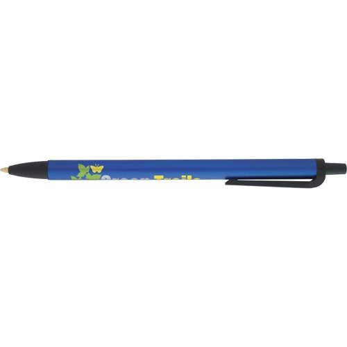 Blue Metallic Contender Pen