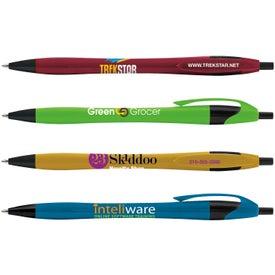 Metallic Dart Pen