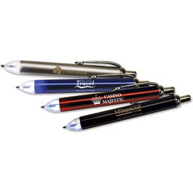 Metallic Glow Tip Pen
