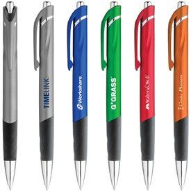 Metallic Munich Ballpoint Pen