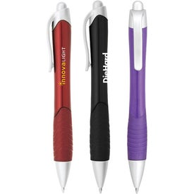 Metallic Mykonos Pen