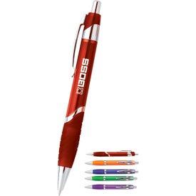 Metallic Retractable Click Pen
