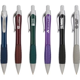 Metallic Techie Pen