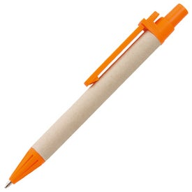 Custom Micro-Ecologist Paper Mini Pen