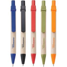 Personalized Micro-Ecologist Paper Mini Pen