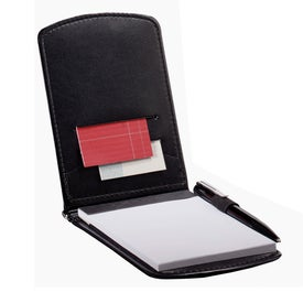 Milano Pocket Jotter for Marketing
