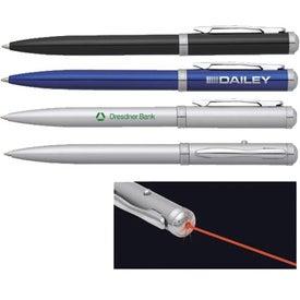 The Millennium Laser Pen for Advertising