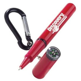 Mini-Compass Pen