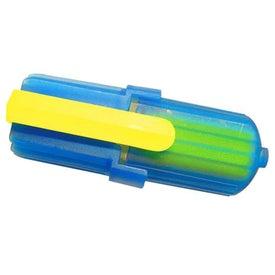 Mini Max Highlighter (Translucent Blue Body)