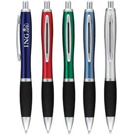 Customizable Mistral Ballpoint Pen