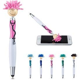 MopTopper Stethoscope Stylus Pen