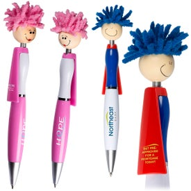 MopTopper Superhero Pens