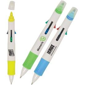 Multi-Tasker Pen/Highlighter