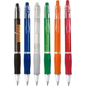 Translucent Click Pens for Customization