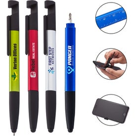 Multiplicity 8 in 1 Multi Function Pen