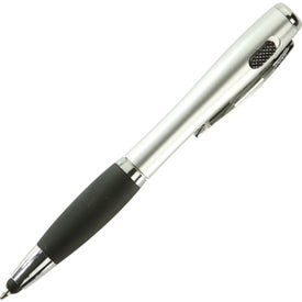 Nash Pen-Stylus and Light Branded with Your Logo