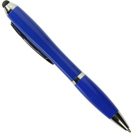 Advertising Nash Pen with Stylus