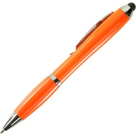 Nash Pen with Stylus with Your Logo
