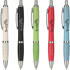 Nash Wheat Straw Ballpoint Pens