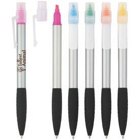 Neptune Pen Highlighter Combo