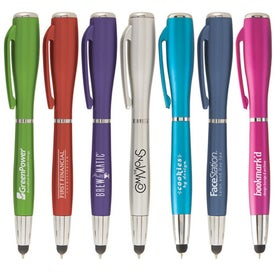 Nova Touch Stylus LED Pen