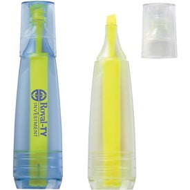 Oasis Recycled Bottle Stubby Highlighter for your School