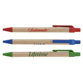 Papel Eco Click Pen