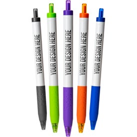 Paper Mate InkJoy 300 RT Ball Pen (White)