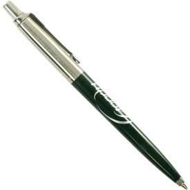 Parker Jotter Ball Pen with Your Slogan