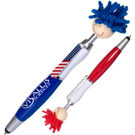 Patriotic MopTopper Pen