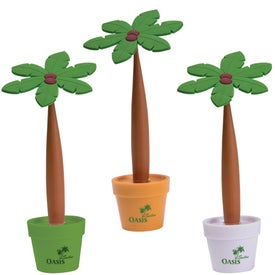 Pen and Mini Pot Printed with Your Logo