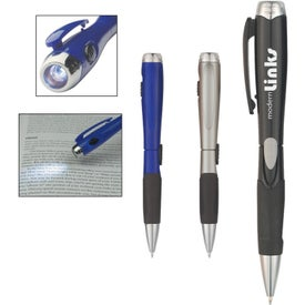 Pen With LED Light