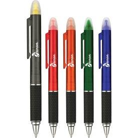 Penn Ballpoint Highlighter Pen