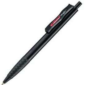 Branded Penny Grip Pen